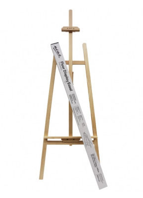 Discovery Floor Display Easel Pine 172cm MEA0045
