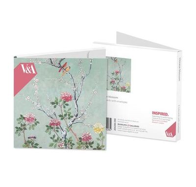 Chinese Blossom Notecards
