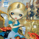 Jigsaw: Jasmine Becket-Griffith: Alice..