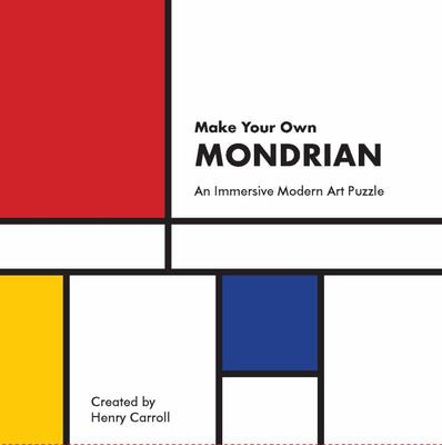 Make Your Own Mondrian - A Modern Art Puzzle