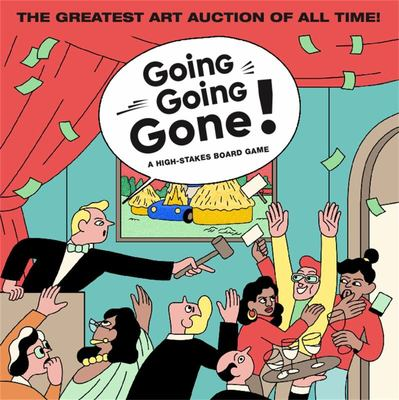 Going, Going, Gone! The Art Auction Game
