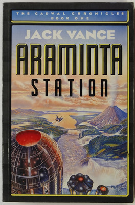 Araminta Station - Book One of the Cadwel Chronicles