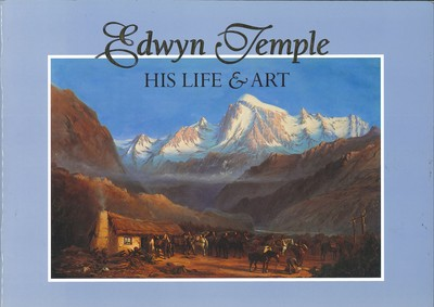Edwyn Temple His Life & Art