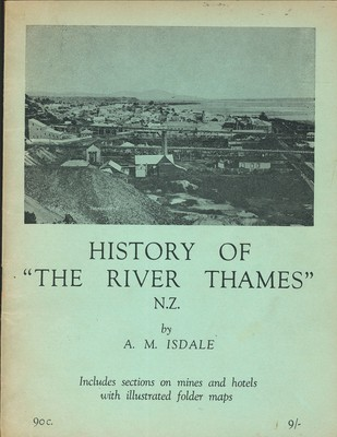 "History of ""The River Thames"" N.Z."