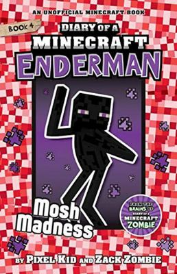 Mosh Madness (#4 Diary of a Minecraft Enderman)