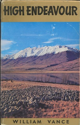 High Endeavour - The Story of Mackenzie Country