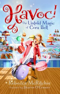 Havoc: The Untold Magic of Cora Bell (#2 Jinxed)