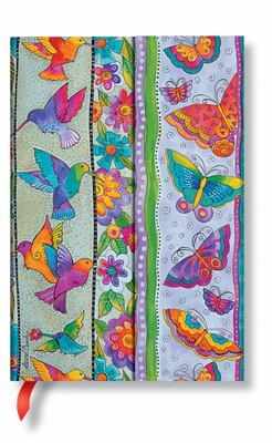Hummingbird and Flutterbyes, Mini, LIN