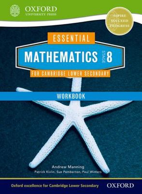 Mathematics for Cambridge Secondary 1 Stage 8 Work Book