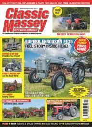 Classic Massey & Ferguson