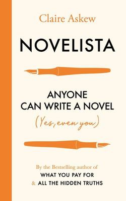 Novelista - Anyone Can Write a Novel. Yes, Even You!
