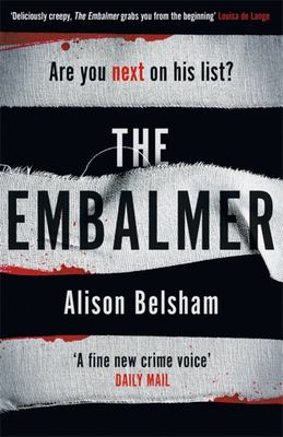 The Embalmer - A Gripping New Thriller from the International Bestseller