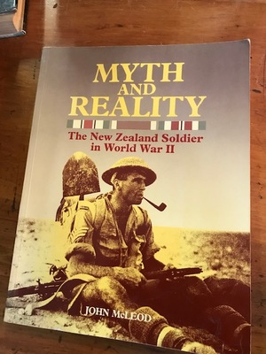 Myth and Reality: The New Zealand Soldier in World War II