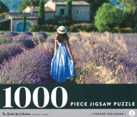 Provence France: 1000-piece Jigsaw Puzzle Bucket List Collection