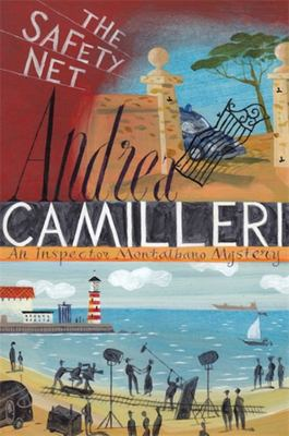 The Safety Net (#25 Montalbano)