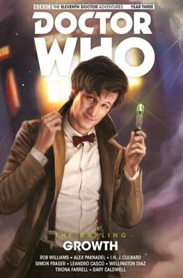 Doctor Who - Growth
