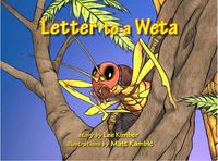 Homepage letter to a weta