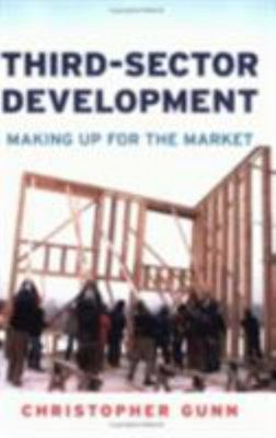 Third-Sector Development - Making up for the Market