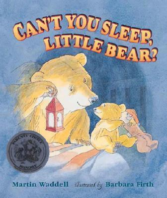 Can't You Sleep, Little Bear by Martin Waddell Children's Reading Picture Book