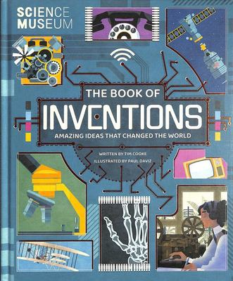 The Book of Inventions - Discover Brilliant Ideas from Fascinating People