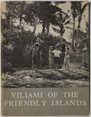 Viliami of The Friendly Islands