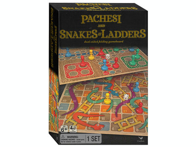Pachesi and Snakes & Ladders