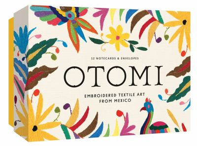 Otomi Notecards - Embroidered Textile Art from Mexico