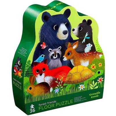 Puzzle - Forest Friends 36pc