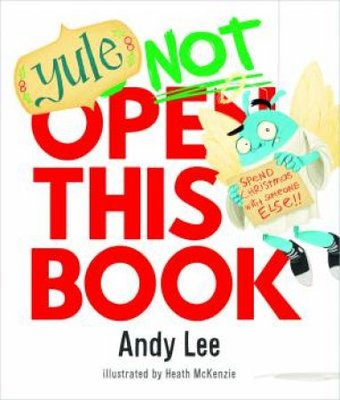 Yule Not Open This Book - Christmas