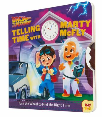 Back to the Future: Telling Time with Marty Mcfly - Telling Time with Marty Mcfly