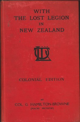 With the Lost Legion New Zealand - Colonial Edition