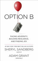 Option B - Facing Adversity / Resilience