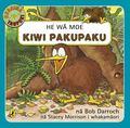 He Wā Moe, Kiwi Pakupaku (Little Kiwi is Scared of the Dark - Maori language edition)