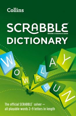 Collins Scrabble Dictionary 4th Edition