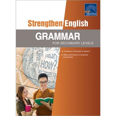 Strengthen English Grammar for Secondary Levels