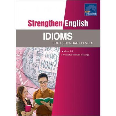 Strengthen English Idioms for Secondary Levels
