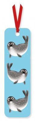 Marc Boutavant Ringed Seal Bookmark (M&G_GBM337)