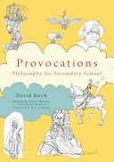 Provocations - Philosophy for Secondary Schools