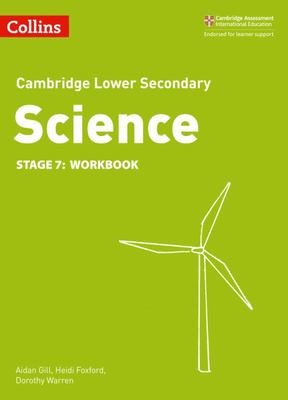 Lower Secondary Science Workbook: Stage 7 (Collins Cambridge Lower Secondary Science)