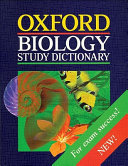 Oxford Biology Study Dictionary