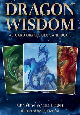Dragon Wisdom - 43-Card Oracle Deck and Book