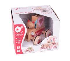 Coco Truck (wooden toy)