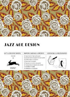 Jazz Age Design Gift & Creative Papers