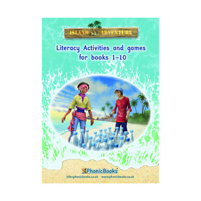 IS2 Island Adventure Literacy and Games for Books 1 - 10