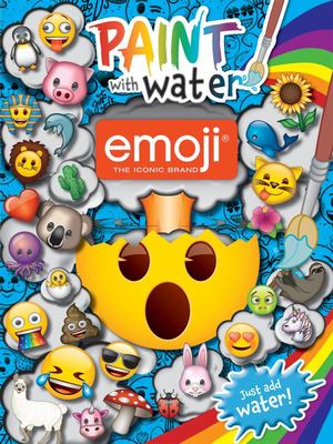 Emoji: Paint with Water