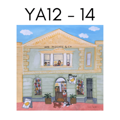 Paper Bird Subscription Younger YA 12-14