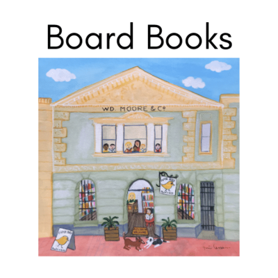 Paper Bird Subscription Board Book 0-2
