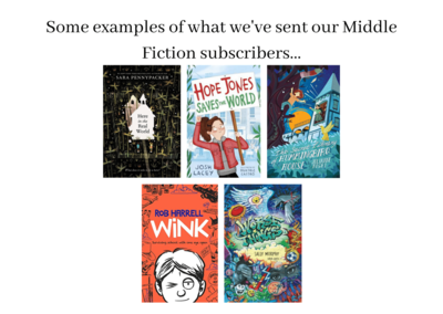 Paper Bird Subscription Middle Readers 8-12