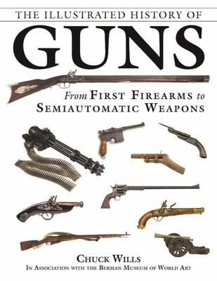 The Illustrated History of Guns - From First Firearms to Semiautomatic Weapons