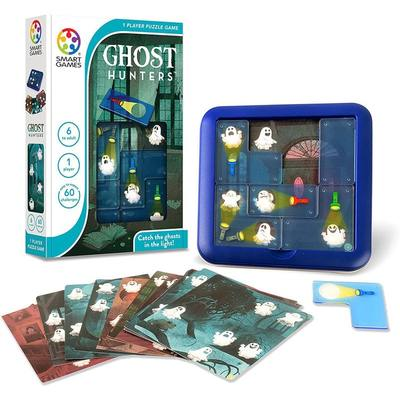 Ghost Hunters Puzzle Game
